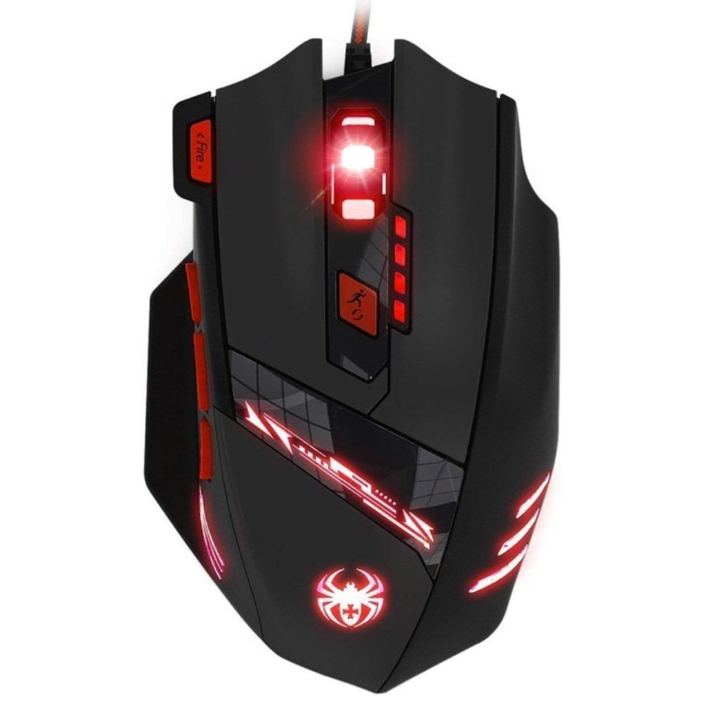 Raton Gaming Zelotes