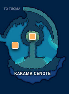 Kakama Cenote