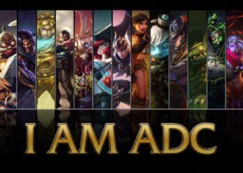 League of Legends ADC