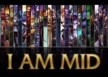 League of Legends MID