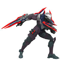 PROJECT: Zed Action Figure - Riot Games Store