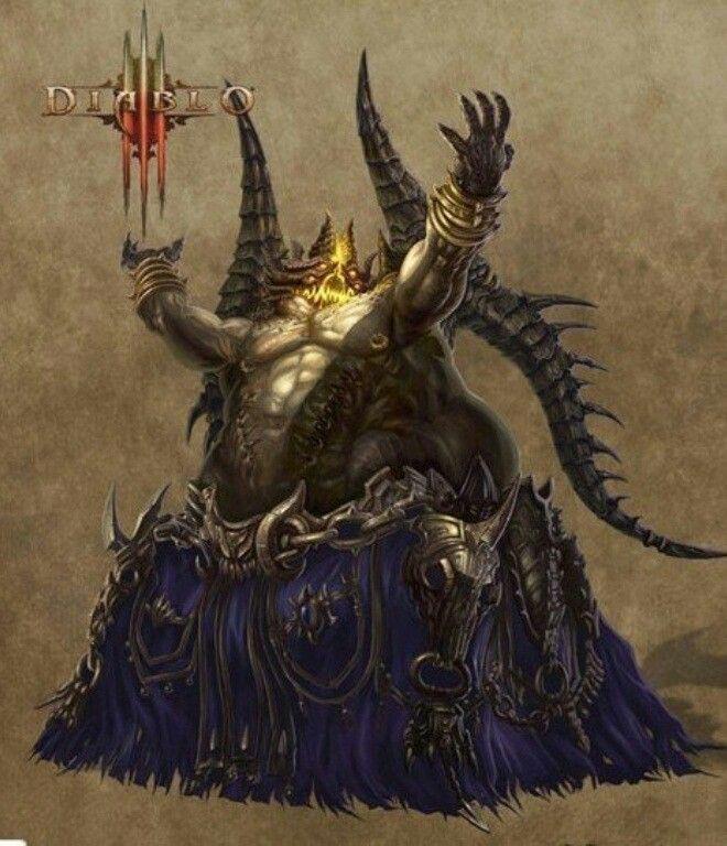 Azmodan Diablo