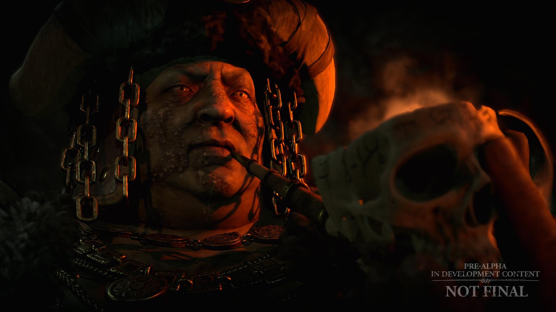 Cinematica Diablo IV