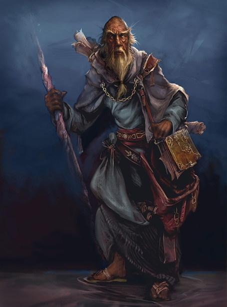 Deckard Cain Diablo