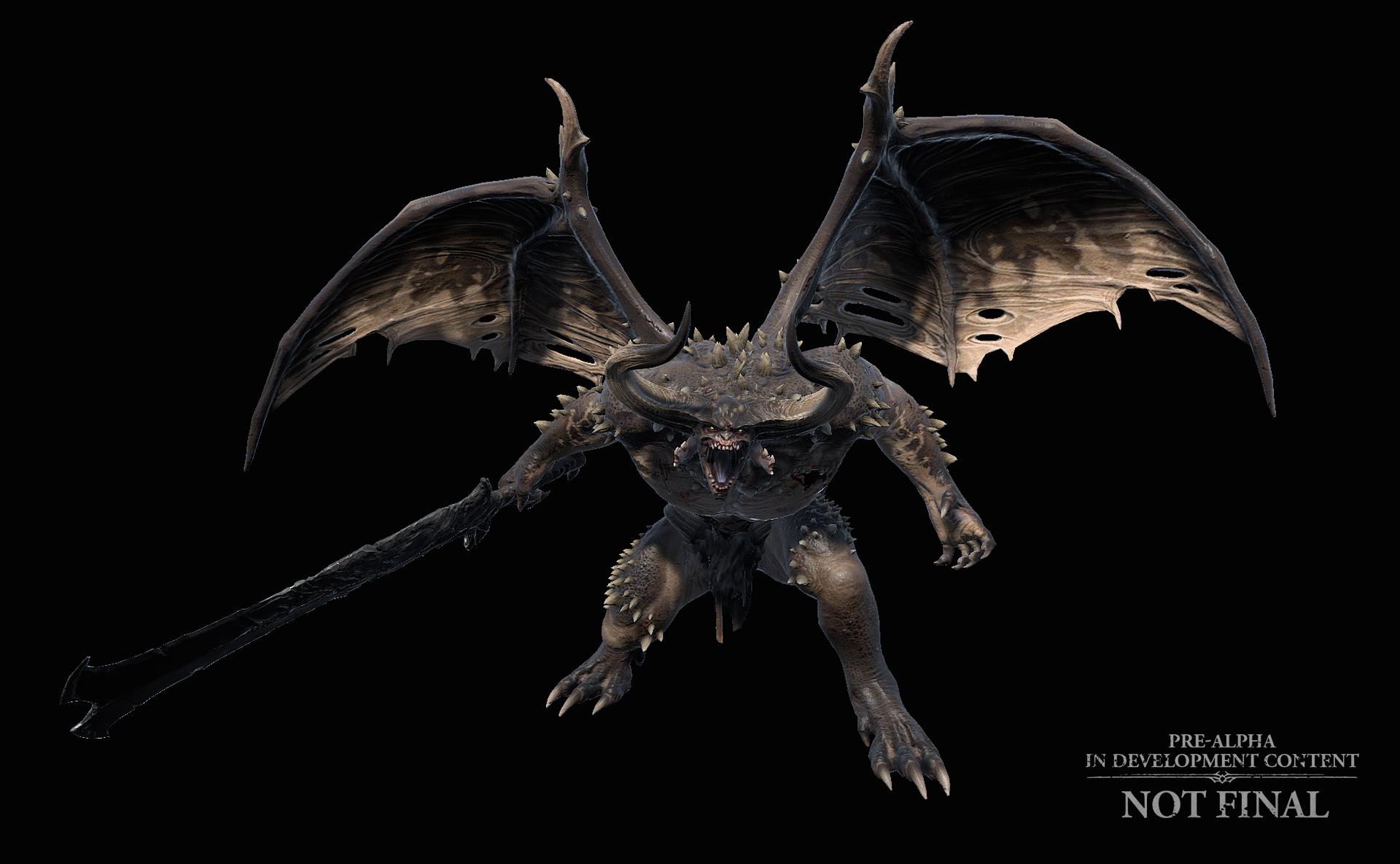 Demonio basico Diablo IV