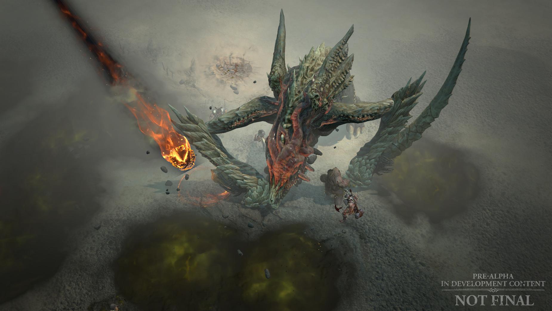 El jefe del mundo Ashava Diablo IV