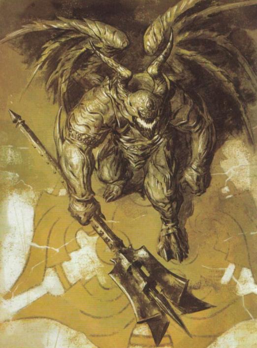 Izual Diablo
