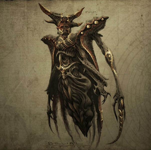 Belial Diablo
