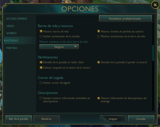 como aumentar los fps de lol en pc