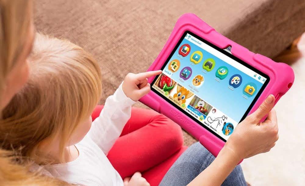 Dragon Touch Y88X PRO la mejor tablet para niños
