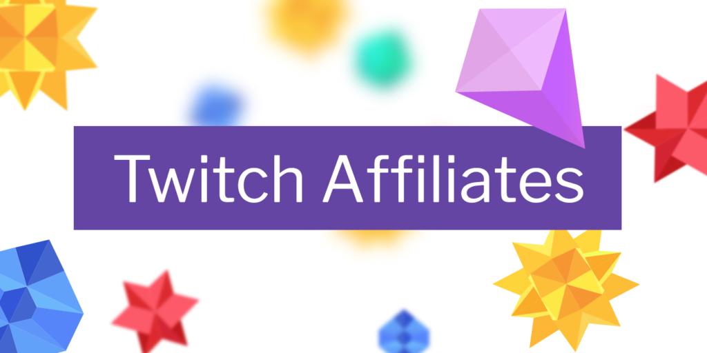 consejos para conseguir el afiliado en twitch rapido