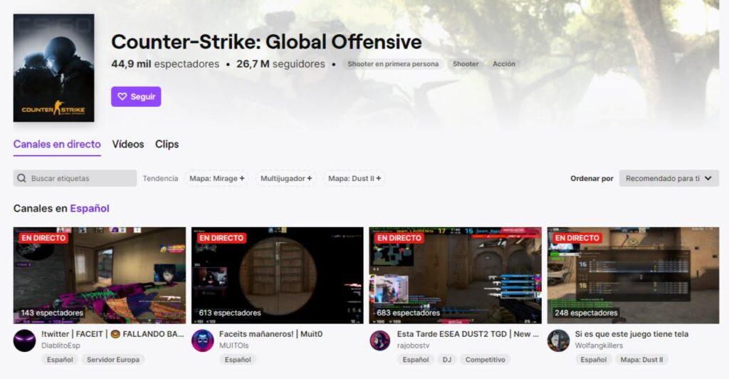 juegos que hay que evitar al hacer stream en twitch