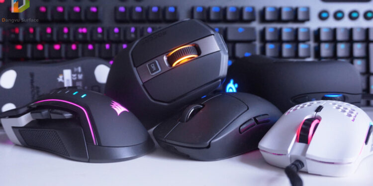 diferencia entre un moue gamer y un mouse normal