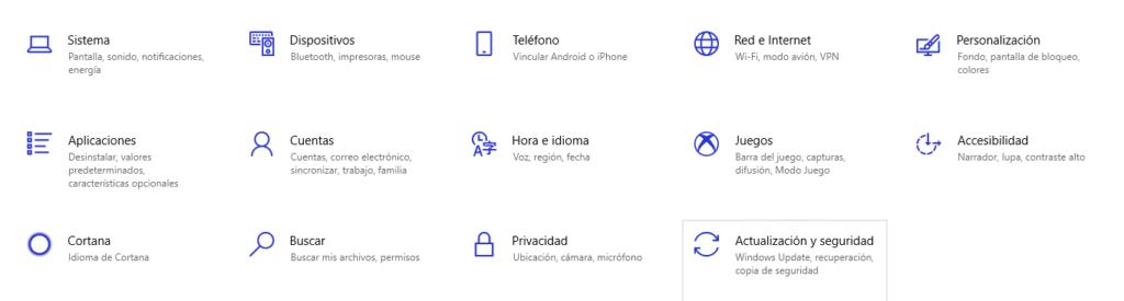 como activar windows 10 pro con clave de producto