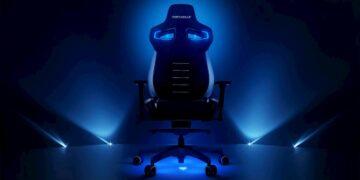 mejores sillas usadas por youtubers y streamers