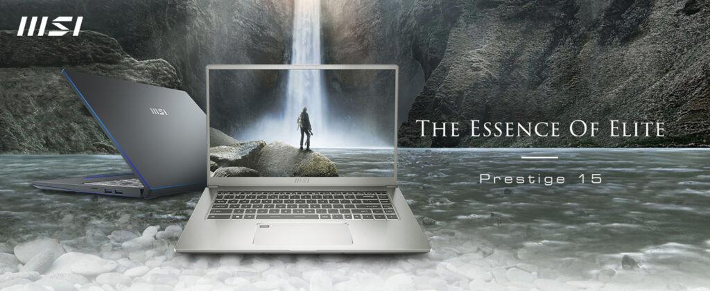 ordenador portatil MSI Prestige 15 A11SCX-018ES