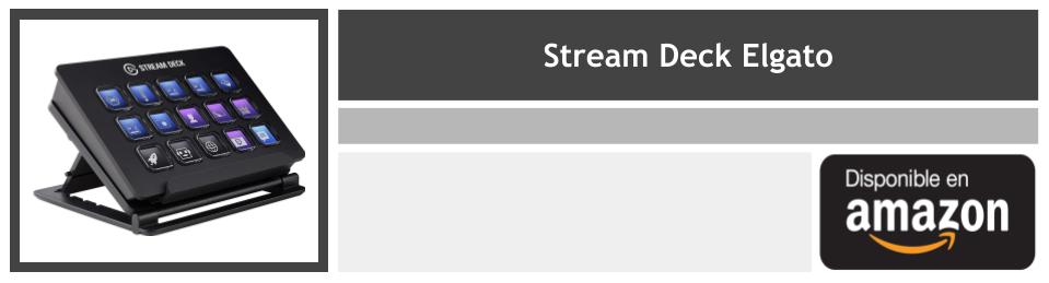 review stream deck elgato precio