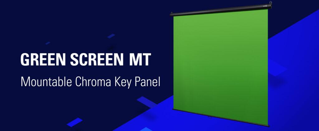 chroma key elgato green screen mt
