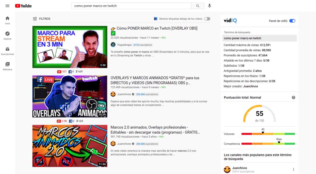 como hacer seo para videos de youtube