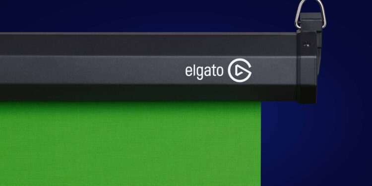 elgato green screen mt review setup precio