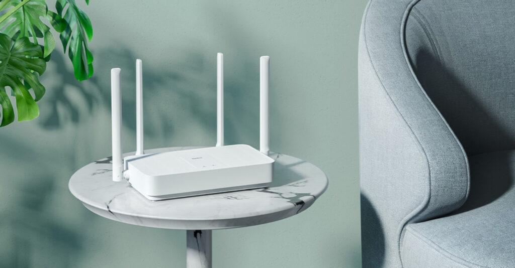 como cambiar la contraseña de un router