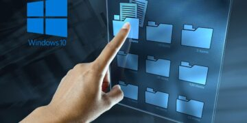 como recuperar archivos borrados en windows 10
