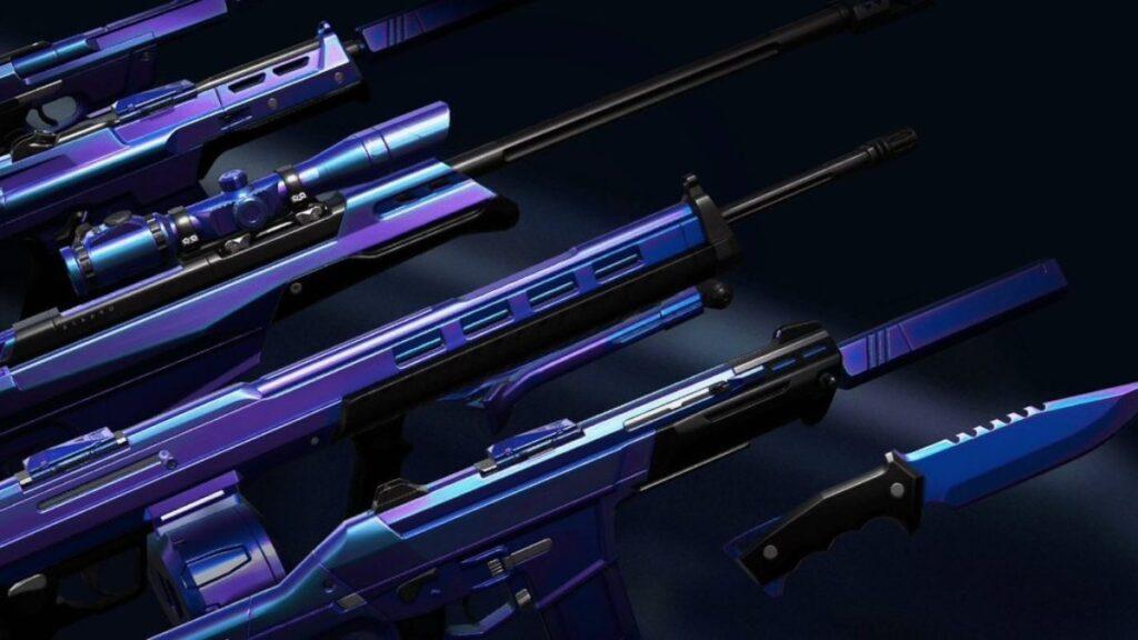 como comprar skins de armas en valorant