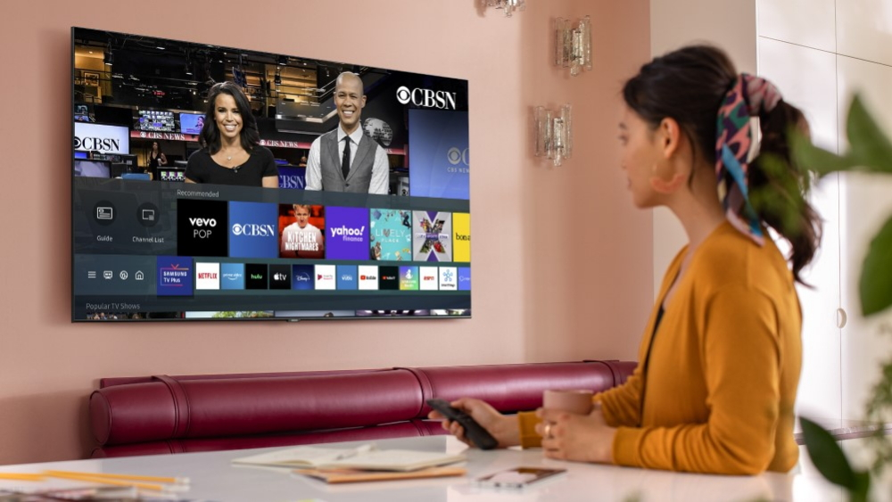 como crear una cuenta de samsung en tu smart tv
