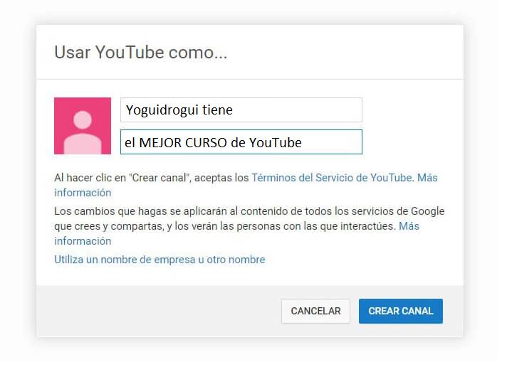 crear-nombre-de-canal-youtube