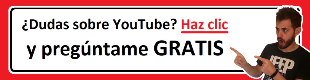 preguntas youtube