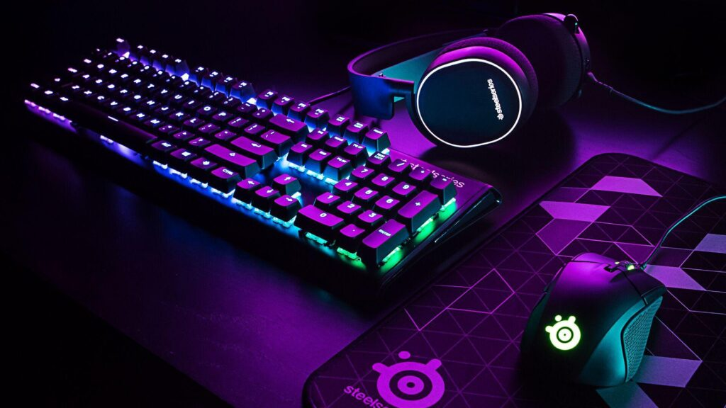 mejores ratones gaming con cable para tu setup gamer