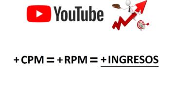 como aumentar el cpm y rpm en youtube
