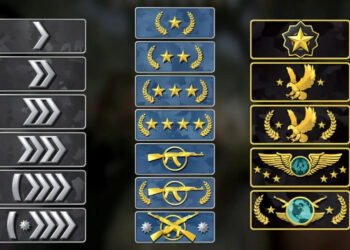 el sistema de rangos de counter strike global offensive explicado